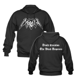 Morbid - Logo - Jacke/Hooded Zipper