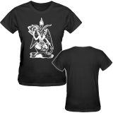 Baphomet  - Girlie-Shirt