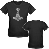 Thors Hammer - Girlie-Shirt