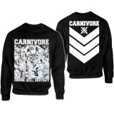 Carnivore - Crush, Kill, Destroy - Sweater