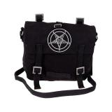 BW - Kampftasche schwarz - Pentagramm